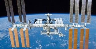 Amerikansk sattelit med solceller  NASA pic.