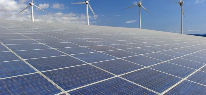 Verden kan i 2050 forsynes 100% med vedvarende energi