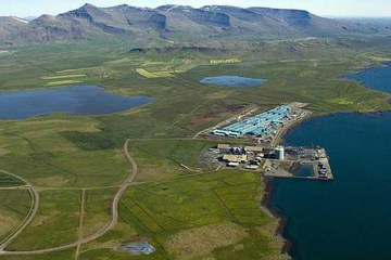 Ny fabrik til solar Silicium på Island