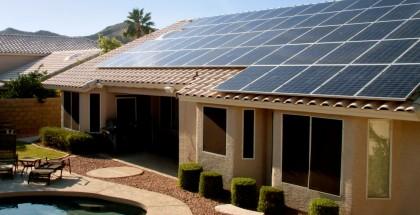 solceller med 22% ydelse